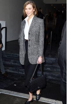 How to still Karlie Kloss' killer street style for a job interview