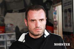 Meni Aga as Jacob Hadar in Mobster. Visit website for more information http://www.mobsterthemovie.com. #action #film #movie #hollywood #mobster