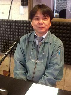 【連区23】  今朝ご出演いただいたのは「萩原町連区」から「コミュニティスクール前委員長」の「浅野 治雄」さんでした。