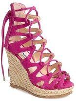Steve Madden 'Theea' Caged Wedge Sandal (Women)