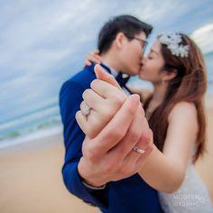 Modern Wedding Studio Phuket สตูดิโอแต่งงานของคนมีระดับ😎😘 #preweddingphuket, #weddingphuket, #แต่งงานภูเก็ต, #ช่างแต่งหน้าภูเก็ต, #modernweddingphuket🎉