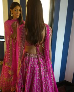 Actress Yami Gautam Looks pretty in pink