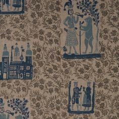 Nushka - Nonsuch Palace - Textiles