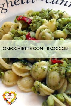Best Italian Recipes, Great Recipes, Pasta E Broccoli, Rollatini, Homemade Sauce, Lasagna, Potato Salad, Meals, Cooking