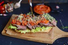 Steak sandwich – Bucătăria Familiei Mele