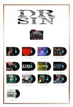 Album Art Icons: Dr. Sin