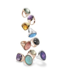 Cocktail Rings by Roberto Coin • Available at Govberg Jewelers!