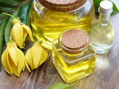 Ylang-ylang essential oil lowers blood pressure, fights depression, increases libido, cures infection in internal organs, strengthens nervous system, and prevents sepsis.