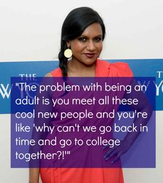 17 Times Mindy Kaling Proved She Should Rule The Universe