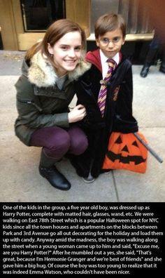 Good person Emma Watson
