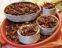 ¿Agregaría insectos a sus comidas?   Lifestyle de AméricaEconomía : Artes, Diseño, Estilo, Motores, Ocio, Placeres, Salud, Viajes, Aire libre   Lifestyle de AméricaEconomía