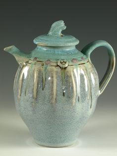 One of a kind teapot #40