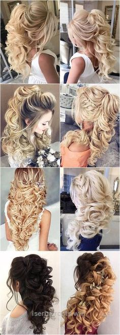 Lovely Featured Hairstyle: Elstile; www.elstile.com; Wedding hairstyle idea.  The post  Featured Hairstyle: Elstile; www.elstile.com; Wedding hairstyle idea….  appeared first on  Ise ..