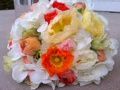 piper maypop - only the most amazingly beautiful wedding flowers EVER! :)
