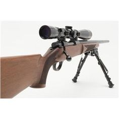 Sako A II bolt action rifle, 22-250 caliber,