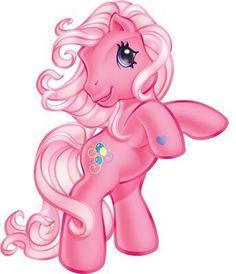 Pinkie pie pony vintage
