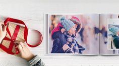 Maak een fotoboek en geef dit jaar een echt persoonlijk cadeau!