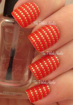The PolishAholic: Essie Sleek Sticks- So Haute! Review