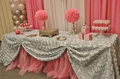 Ideas ducha Princesa del bebé de la fiesta | Foto 8 de 22 | Catch My Party