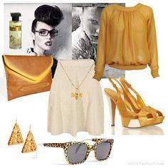 Les Envers_Handbags  Yellow MiniPopins  Buy on www.lesenvers.it