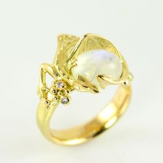 Galleri Castens - Smaug gold ring with the arkenstone and treasure