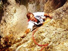 Superamento di un 4° grado alpinistico