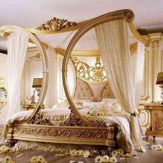 My dream bedroom OOoo LALA. Sweet Romantic Bedroom Colors - Marie Antoinette - Click Pic for 42 Romantic Master Bedroom Decor Ideas Romantic Bedroom Colors, Romantic Master Bedroom, Beautiful Bedrooms, Romantic Bedrooms, Master Suite, Master Bedrooms, Messy Bedroom, Whimsical Bedroom, Amazing Bedrooms
