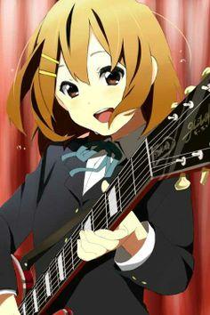 K-ON!: Yui Hirasawa