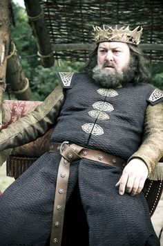 Robert of the house Baratheon, king of the Andals, the first men and of the Seven Kingdoms