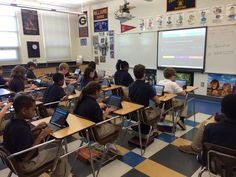 @Moody612  WA 7th graders using @Socrative app to discuss their thoughts about the US fully adopting the Metric System #walearns