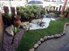 Como Decorar um Jardim Romântico