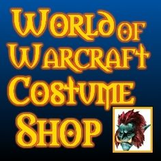 As a World of Warcraft player, I have always wondered what it would be like to have the awesome clothes and accessories that my character has......and...