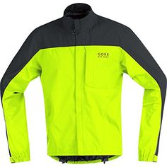 Gore Bike Wear Mens Path Neon Jacket Neon Yellow XLarge ** You can find more details by visiting the image link. (Amazon affiliate link)