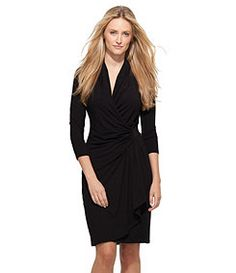 Karen Kane Wrap Dress