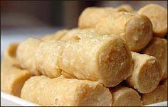 Canudinhos de doce de leite - Sabores de Minas - Roteiros Gastronômicos Cidades Históricas