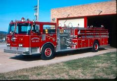 Chattanooga Fire Dept. Seagrave