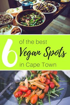 Cape Town is the unofficial vegan capital of South Africa. Its city center boasts an array of vegan-friendly restaurants serving up delicious plates of South African inspired and international dishes. Here are the top vegan places to visit! Best Vegan Restaurants, Vegan Friendly Restaurants, Veggie Hotels, Wanderlust, International Recipes, Foodie Travel, Cape Town, The Best, Vegan Recipes