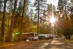 Yosemite Lakes RV Camping   Thousand Trails RV Campground in California