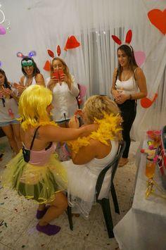מסיבת הרווקות של חלי המדהימה וחברותיה