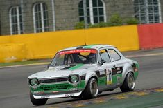 #Ford #Escort 1600 BDA 250hp 850kg from Manthey racing.