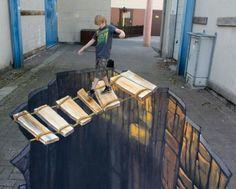 image drole - Street art