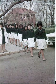 1965 Fisk University Deltas