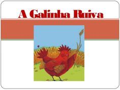 A galinha ruiva_ppt