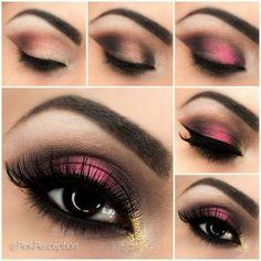 Breathtaking Pink Smoky Eye Makeup Tutorial https://www.youtube.com/channel/UC76YOQIJa6Gej0_FuhRQxJg