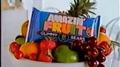Amazin Fruit Commercial (80's and 90's Commercials)
