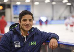 Ice Hockey Volunteer