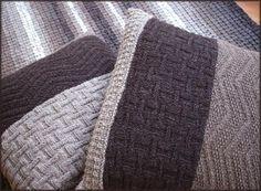 Rare Earth Cushions by Wyndlestraw Dsn | Knitting Pattern