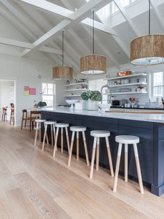 Truro Cape Cod kitchen - Like this flooring color