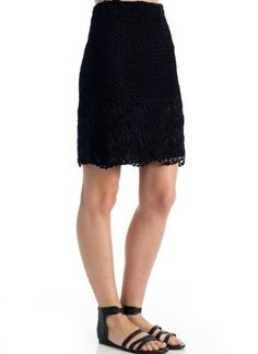 Crochet Skirt HOT. $31.10