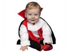 Disfraz de drácula bebe. Mucha más variedad en www.martinfloressl.es